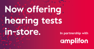 amplifon now offering hearing tests in store