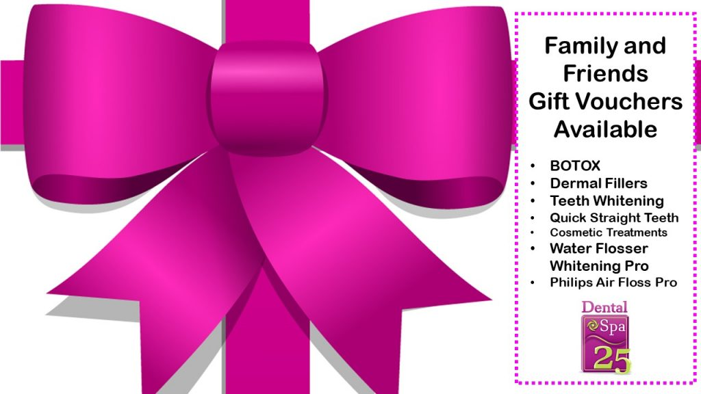 Gift Vouchers Available for family and friends