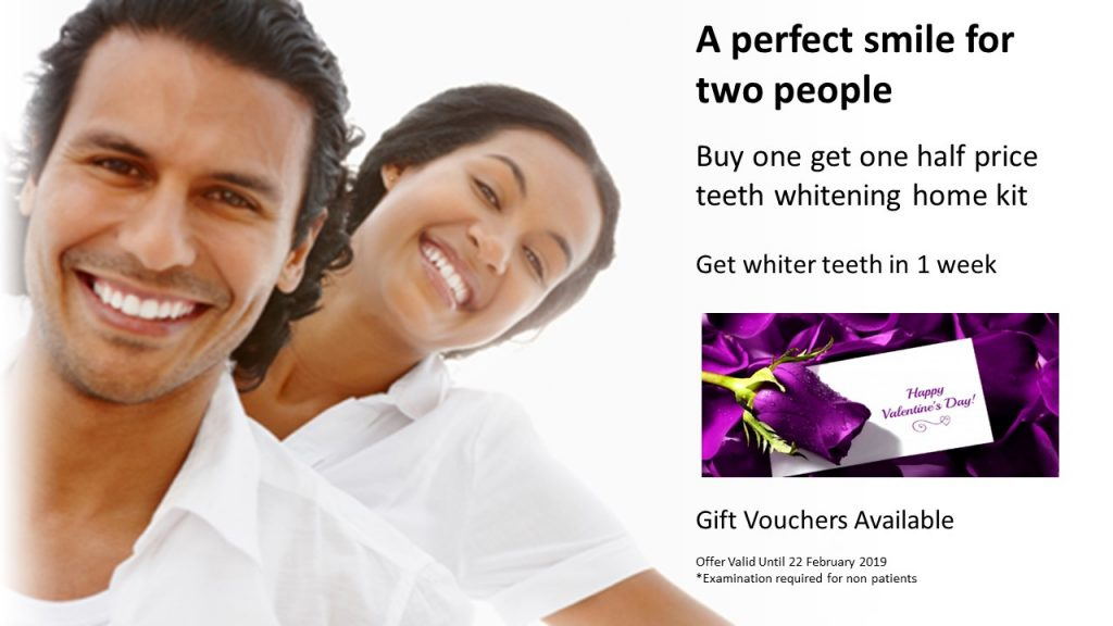 Buy one get one half price Home Kit Teeth Whitening - Custom Made Trays